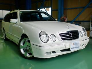 ベンツW210E320T白 003.JPG