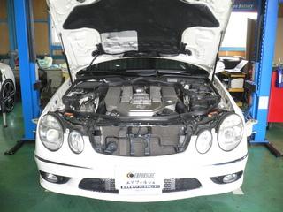 AMG E55  BMW  W221 AMG 004.JPG