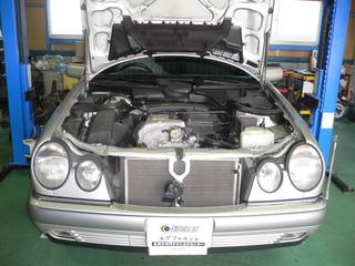 AMG arumi G55  W210 E230 003.JPG