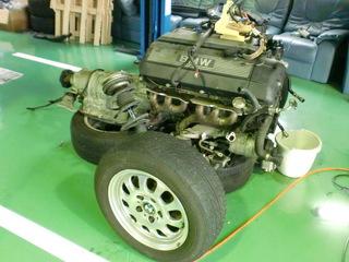 BMW E46 エンジン 003.JPG