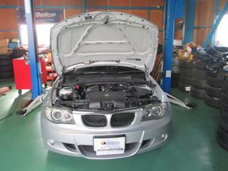 BMW E87 porsche boxter 001.JPG