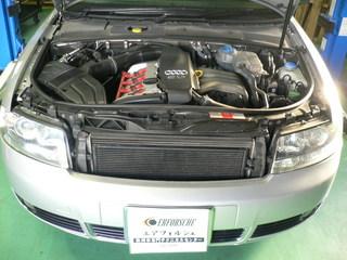 TVキャンセラー 、 AUDI A6 003.JPG