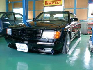 W126 SEC ブリスター 001.JPG