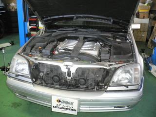 W140 CL600 001.JPG