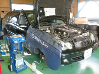 W203 車検 002.JPG