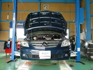 W215 CL600 008.JPG