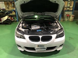 BMW E60 エアバッグシステムエラー表示!!