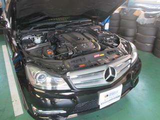 W204 brake 001.JPG